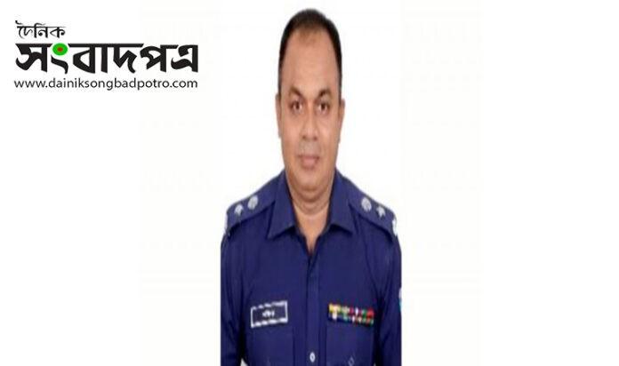 স্বপরিবারে করোনায় আক্রন্ত খুলনার এসপি শফিউল্লাহ